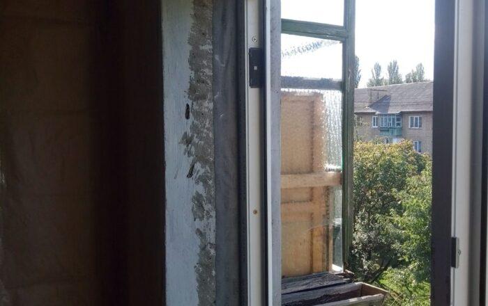 Установка пластиковых окон профиль/ул. Курнатовского 11 Киев